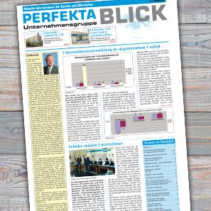 Perfekta Blick 2003 Ausgabe 1