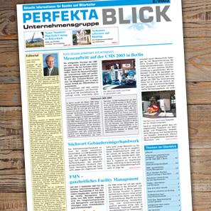 Perfekta Blick 2003 Ausgabe 2