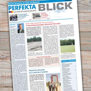 Perfekta Blick 2004 Ausgabe 1