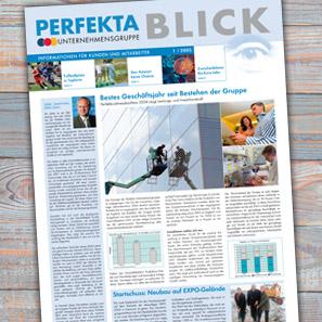 Perfekta Blick 2005 Ausgabe 1