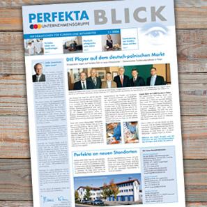 Perfekta Blick 2006 Ausgabe 1