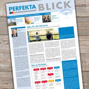Perfekta Blick 2006 Ausgabe 3