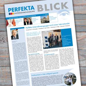 Perfekta Blick 2008 Ausgabe 1