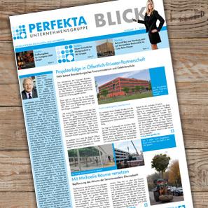 Perfekta Blick 2008 Ausgabe 2