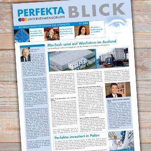 Perfekta Blick 2006 Ausgabe 4