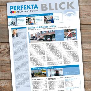 Perfekta Blick 2007 Ausgabe 1