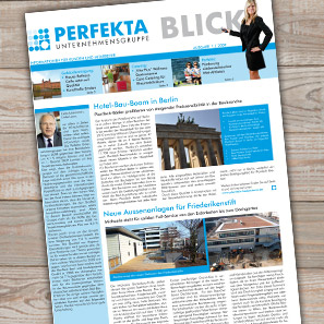 Perfekta Blick 2009 Ausgabe 1