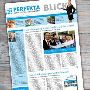 Perfekta Blick 2009 Ausgabe 2