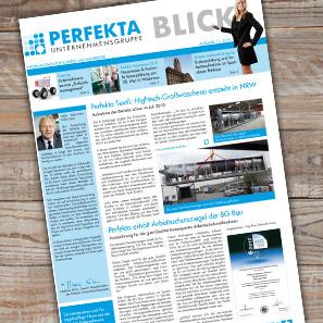 Perfekta Blick 2010 Ausgabe 1