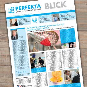 Perfekta Blick 2011 Ausgabe 1