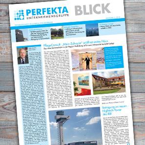 Perfekta Blick 2010 Ausgabe 2